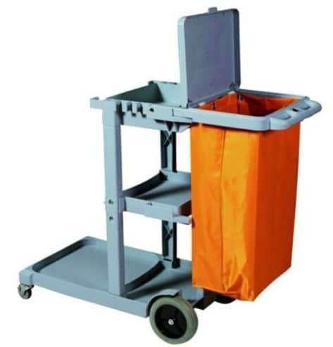Janitor Cart by Global Enterprises