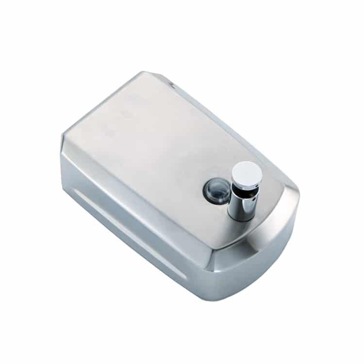 SS Soap Dispenser 800ml V Shape